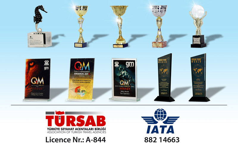 Licences & Awards